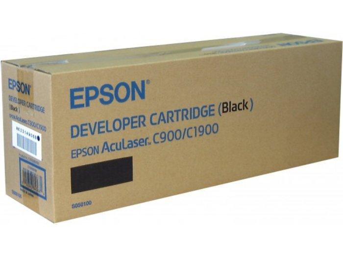 Заправка C900/C1900 Black