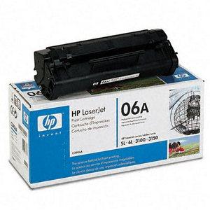 Заправка HP C3906A