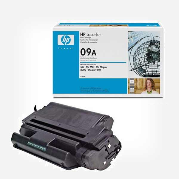 Заправка HP C3909A