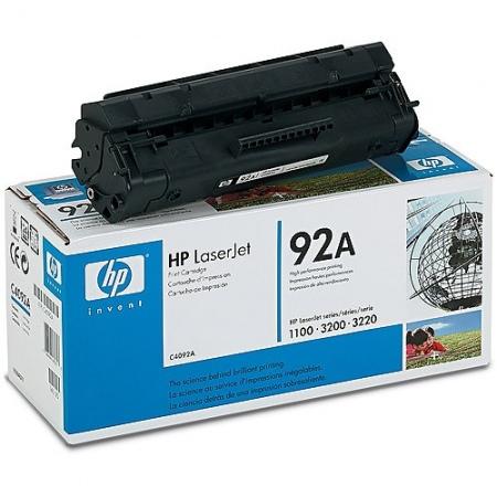 Заправка HP C4092A
