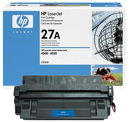 Заправка HP C4127A