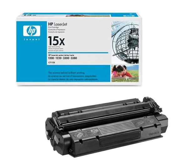 Заправка HP C7115X