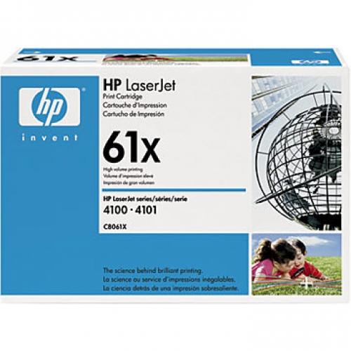 Заправка HP C8061X