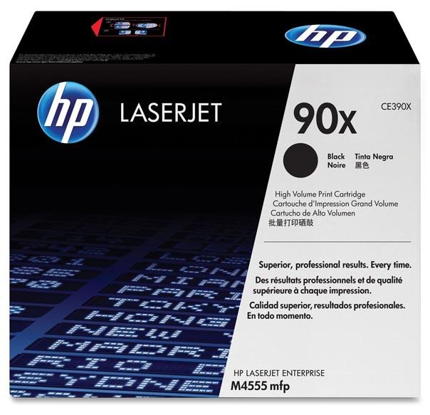 Заправка HP CE390X