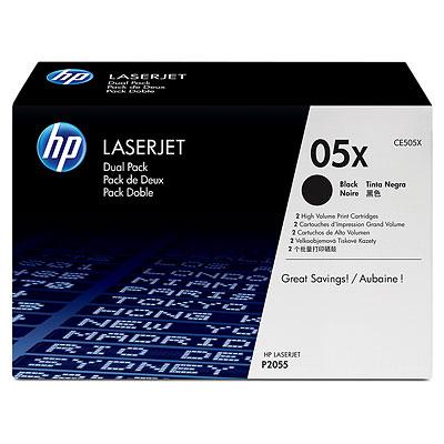 Заправка HP CE505X