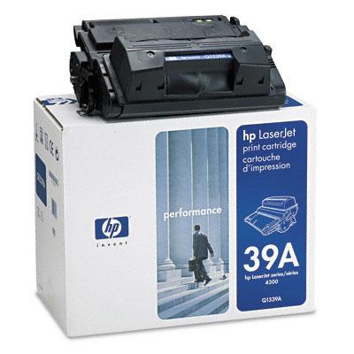 Заправка HP Q1339A