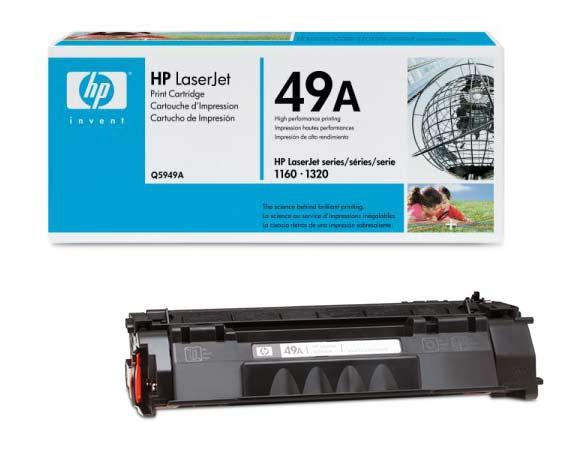 Заправка HP Q5949A