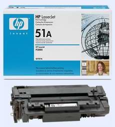 Заправка HP Q7551A