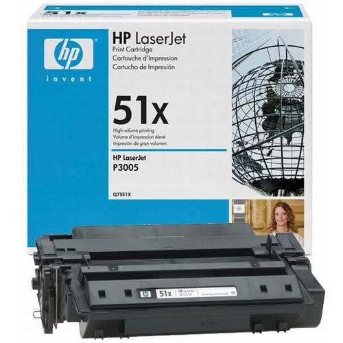 Заправка HP Q7551X