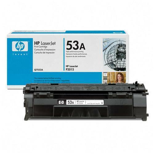 Заправка HP Q7553A
