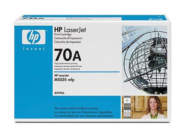 Заправка HP Q7570A