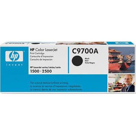Заправка HP C9700A