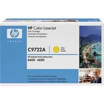 Заправка HP C9722A