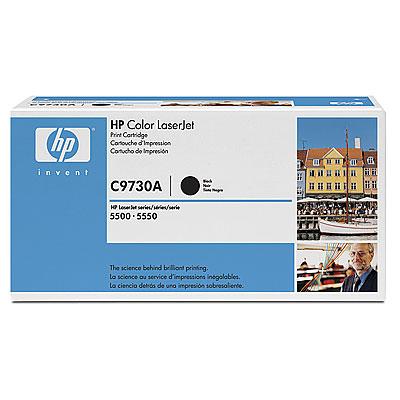 Заправка HP C9730A
