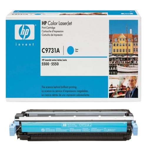 Заправка HP C9731A