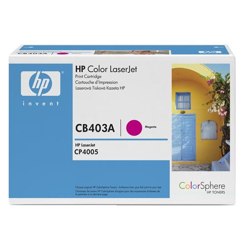 Заправка HP CB403A
