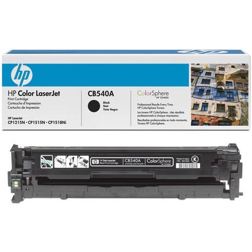 Заправка HP CB540A