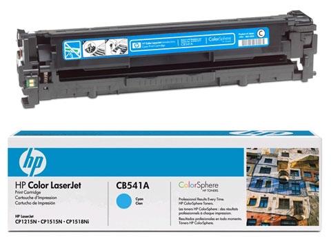 Заправка HP CB541A