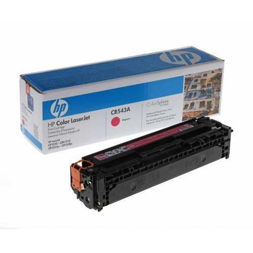 Заправка HP CB543A