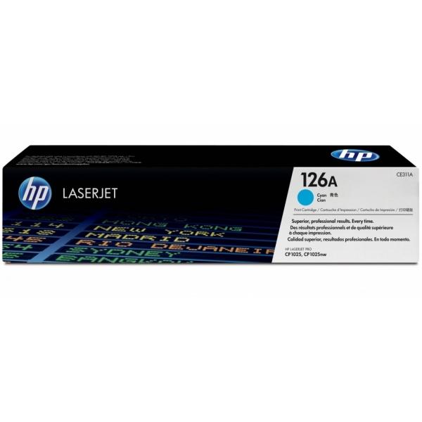 Заправка HP CE311A