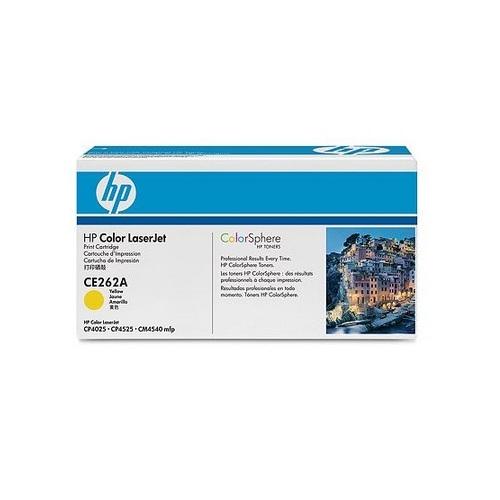 Заправка HP CE262A