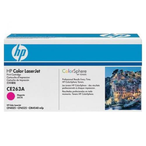 Заправка HP CE263A
