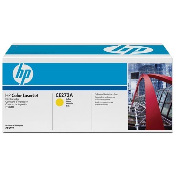 Заправка HP CE272A