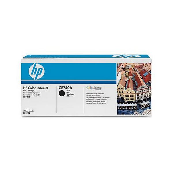 Заправка HP CE740A
