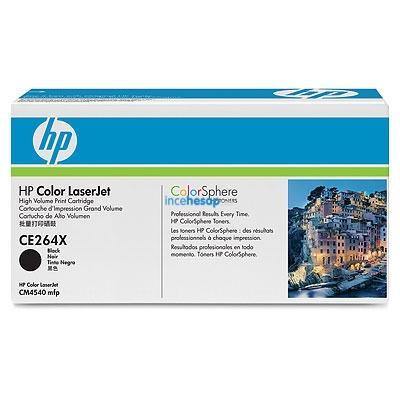 Заправка HP CE264X