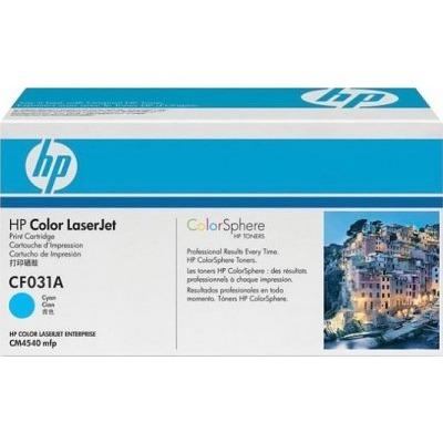 Заправка HP CF031A