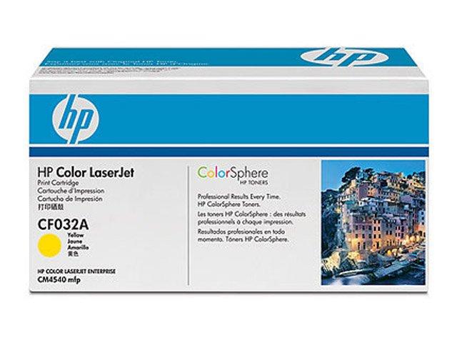 Заправка HP CF032A