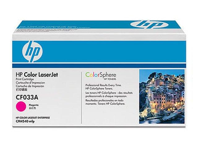 Заправка HP CF033A