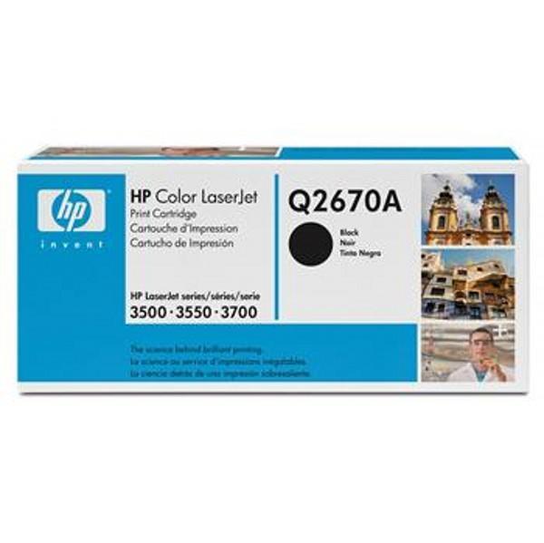 Заправка HP Q2670A