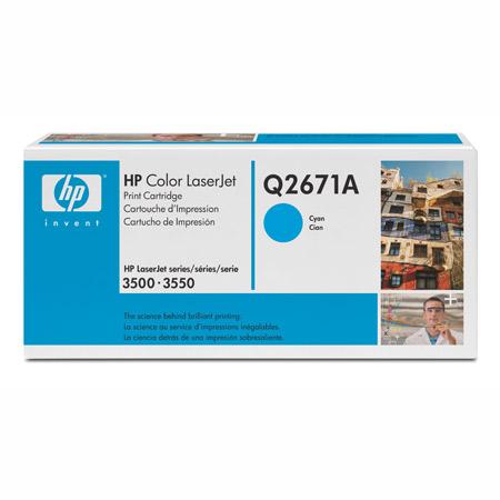 Заправка HP Q2671A