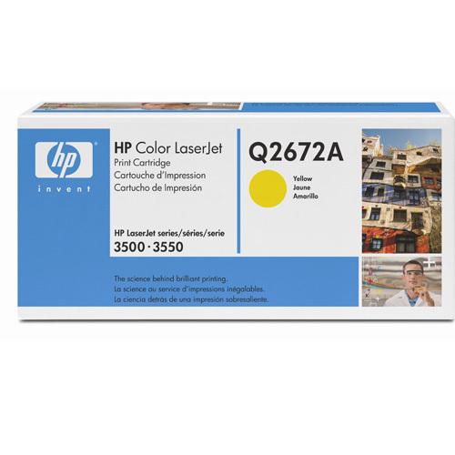 Заправка HP Q2672A