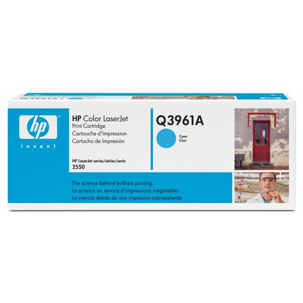 Заправка HP Q3961A