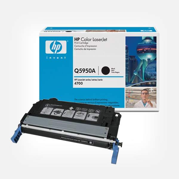 Заправка HP Q5950A