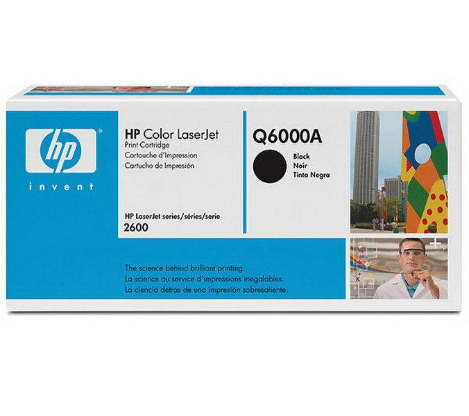 Заправка HP Q6000A
