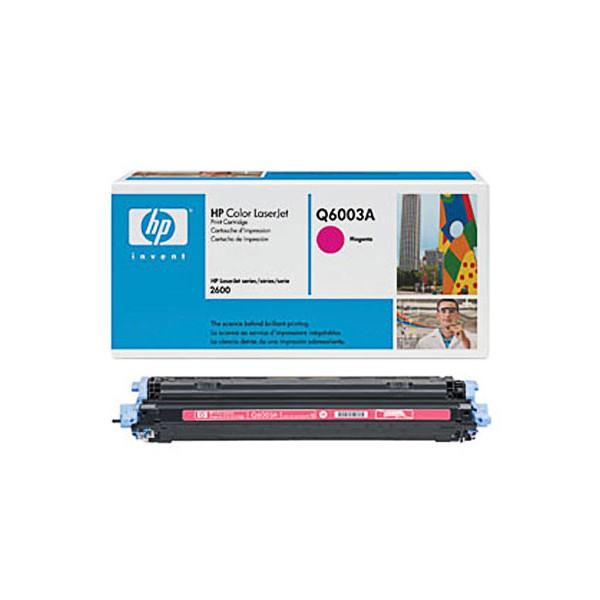 Заправка HP Q6003A