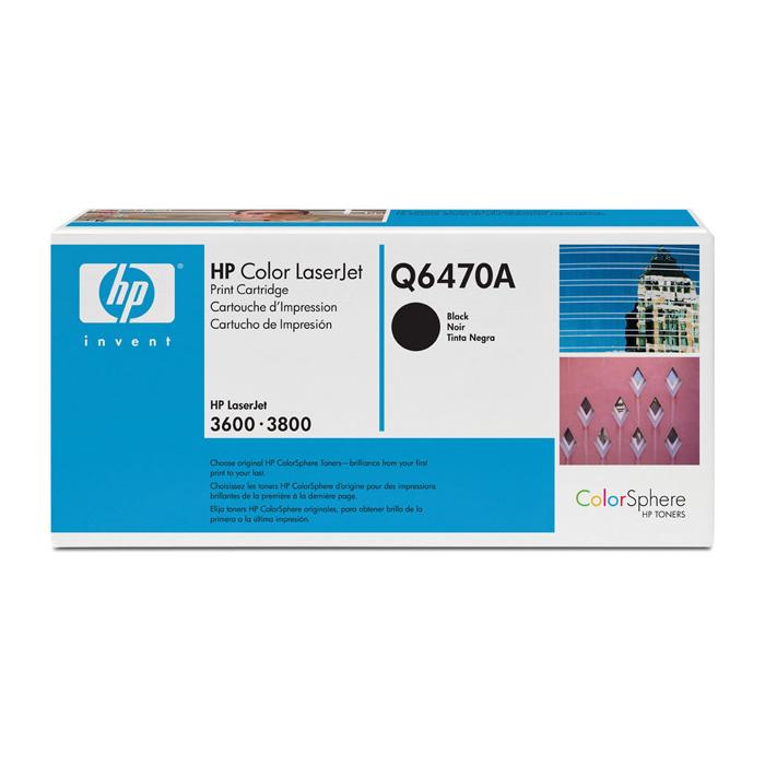 Заправка HP Q6470A