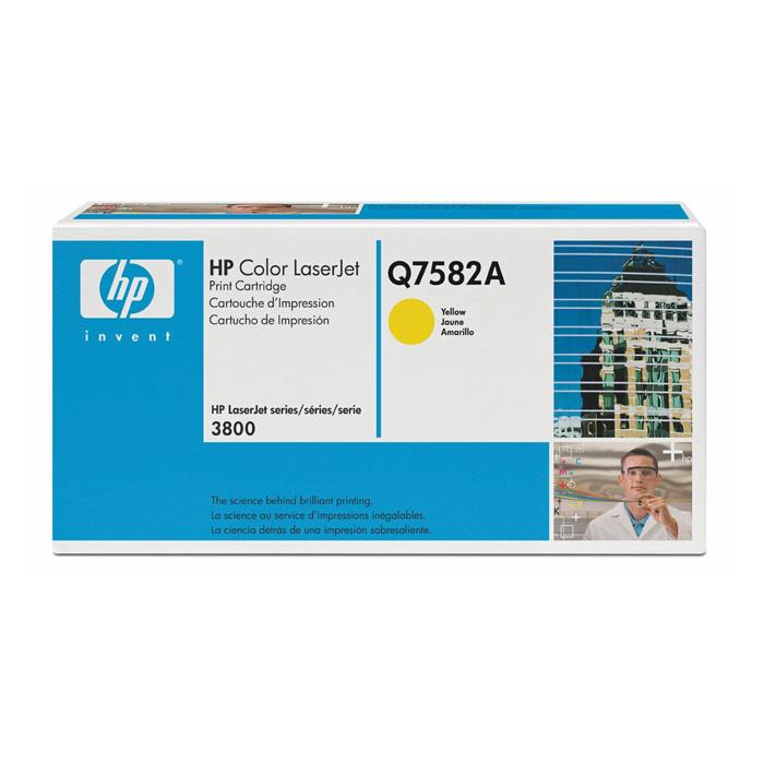 Заправка HP Q7582A