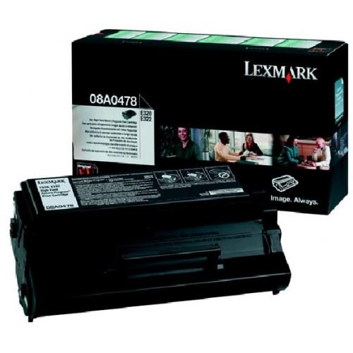 Заправка Lexmark E320 E322