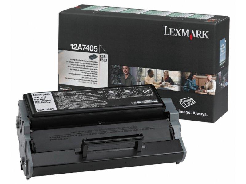 Заправка Lexmark E321 E323