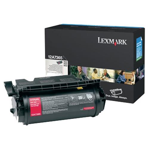 Заправка Lexmark T632 X632
