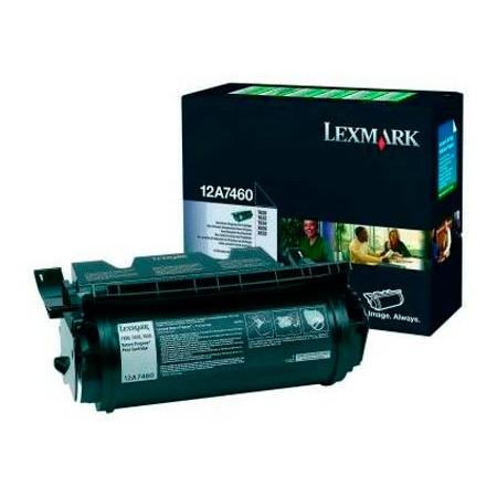 Заправка Lexmark T630 X630