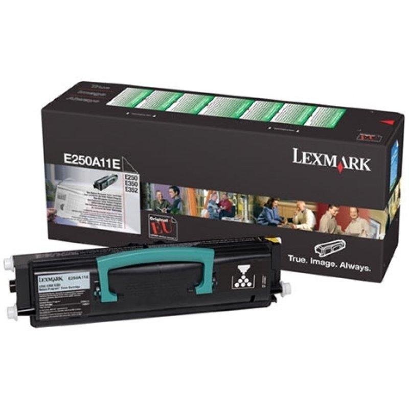 Заправка Lexmark E250 E350