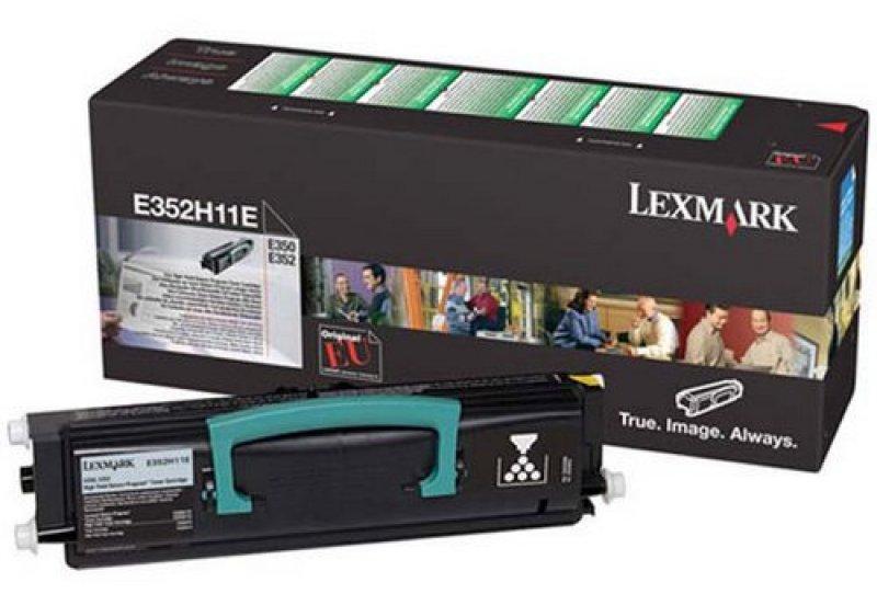 Заправка Lexmark E350 E352