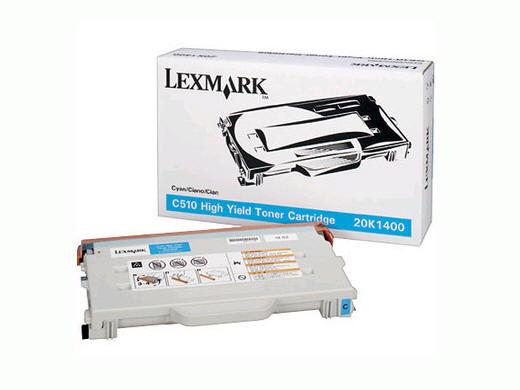 Заправка Lexmark C510 Cyan