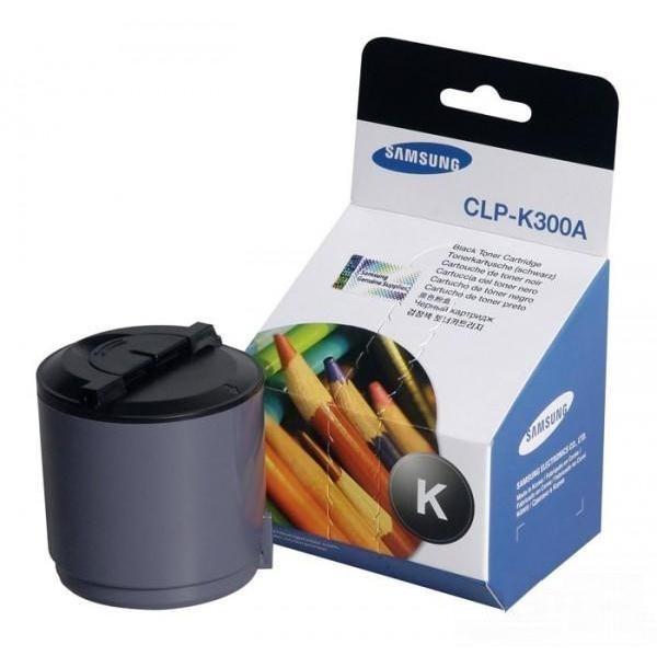 Заправка Samsung CLP-300 Black