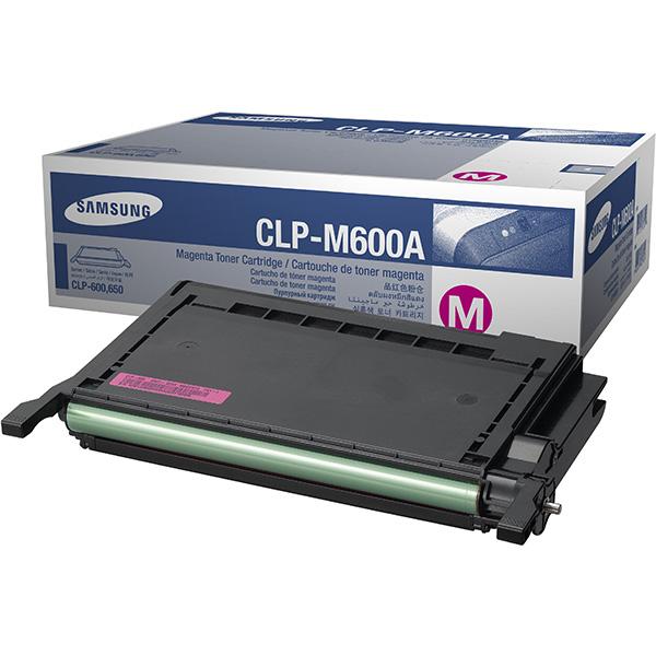 Заправка Samsung CLP-M600A Magenta